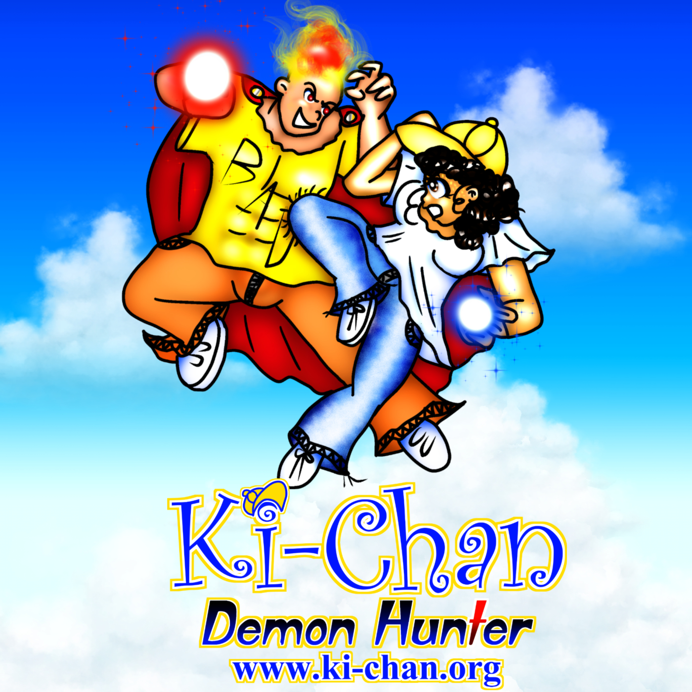 Ki-Chan: Demon Hunter
