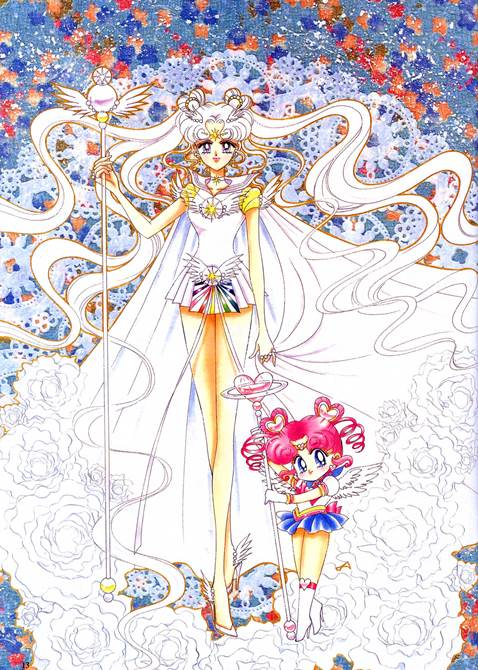 Who is Sailor Cosmos?